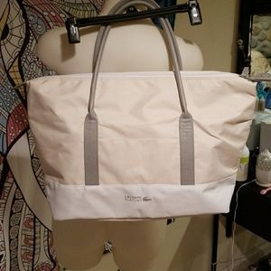 Women's or men's Lacoste tote